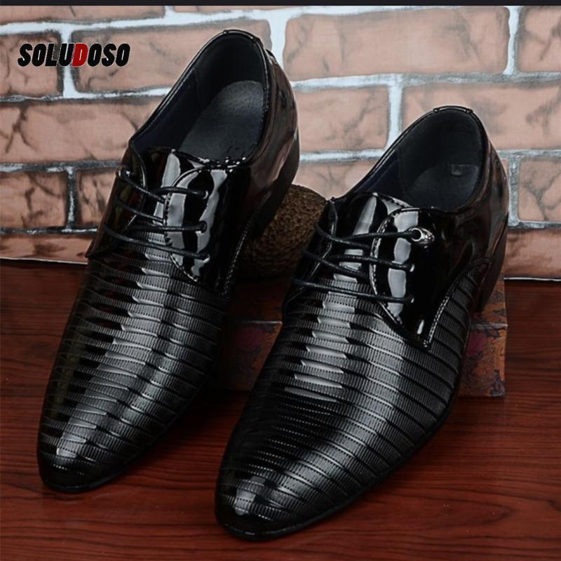 38-48 Mensschuhe Gentlemans komfortable Business-stilvolle formale Schuhe kleiden # AF2270