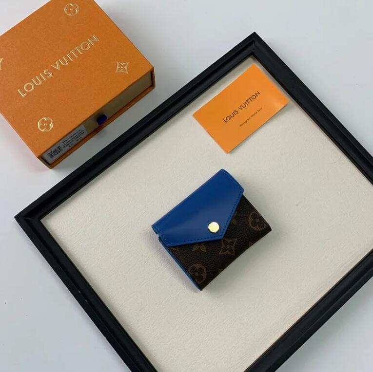 M60168 female bag short mini handbag long Wallets Chain wallet Pouches Key Card Holders Phone Cases Purse