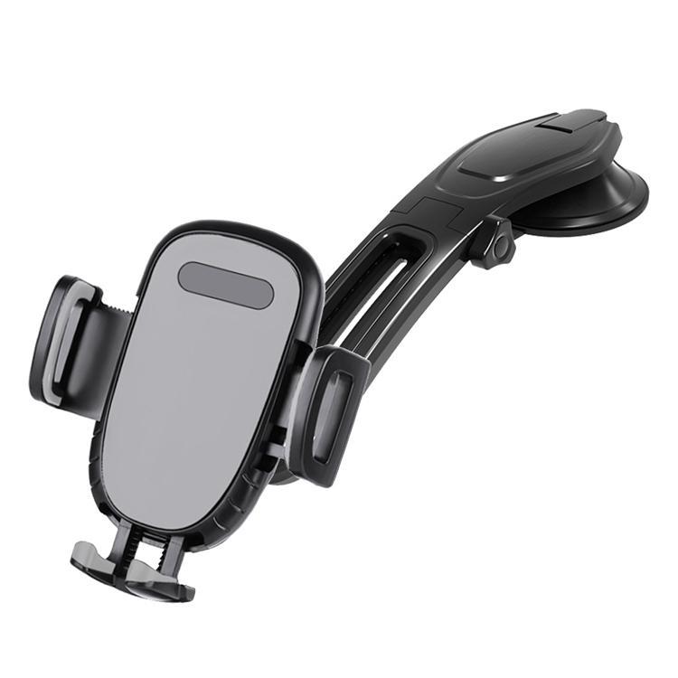 Rotazione di 360 gradi tazza di aspirazione di supporto del telefono mobile del cruscotto dell'automobile del basamento del supporto con regolabile Long Arm