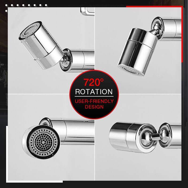 Soffiatore universale spruzzata rubinetto rubinetto spruzzatore antischiglia rubinetto rubinetto mobile cucina rubinetto acqua risparmio acqua spruzzatore booster show