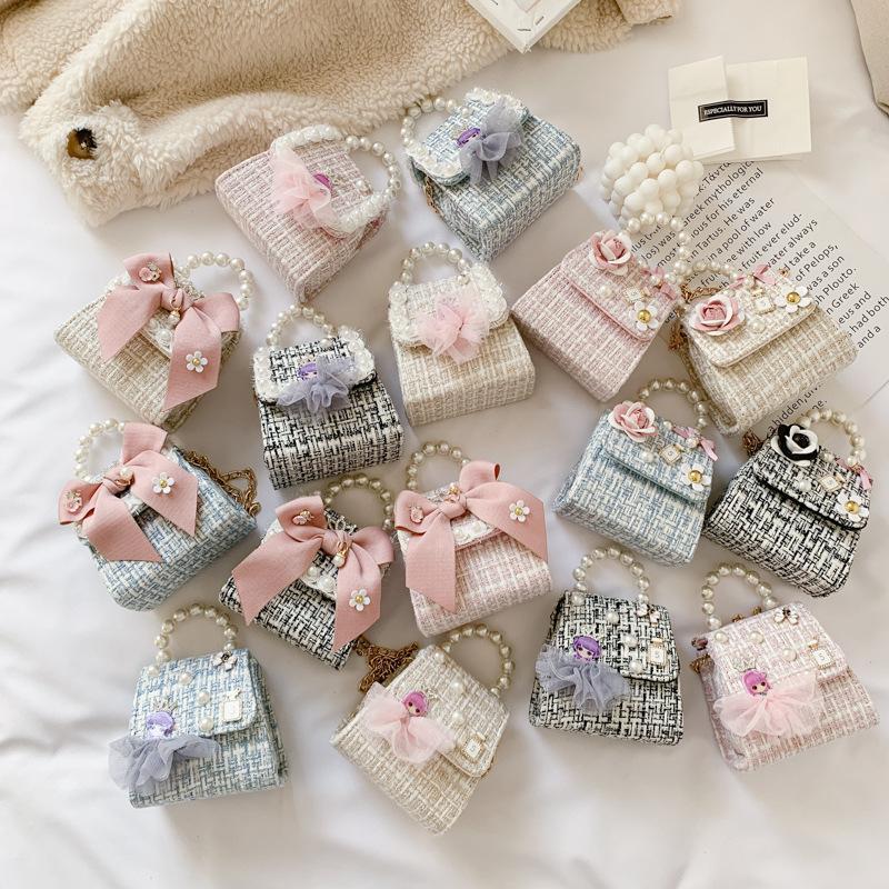 Дети Mini 2020 монета маленькая рука лук принцесса Crossbody сумки для детской кошельки сумка для девочек сумка детская вечеринка кошелек сумка милый подарок Gdern