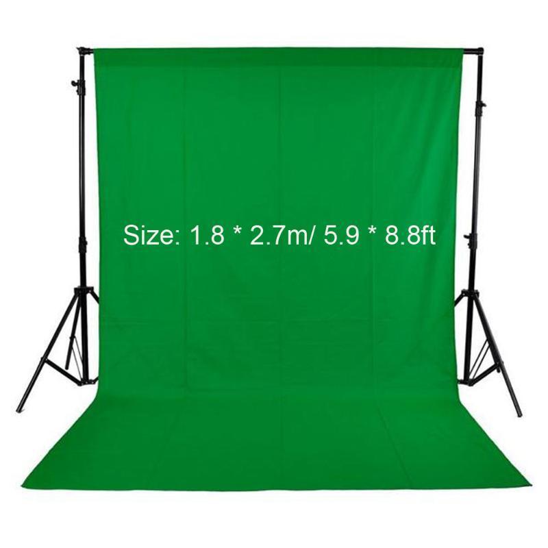Photography Studio Video 1.8 * 2.7m / 5.9 * 8.8ft Non-woven Fabric Backdrop Background Screen Photography Backgrounds