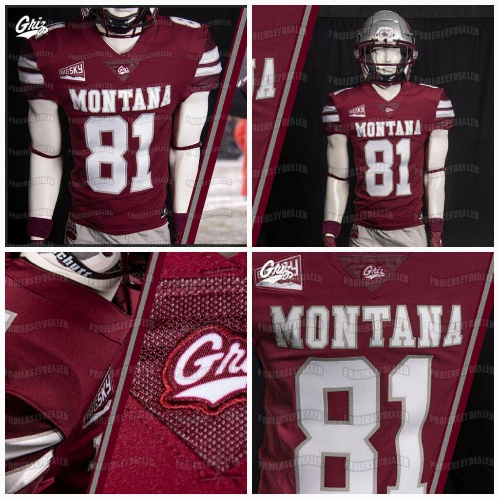 2020 Montana Grizzlies 11 DALTON Sneed 21 MARCUS KNIGHT 8 Samori Ture 99 ALEX GUBNER 2 camron HUMPHREY NCAA Football Jersey