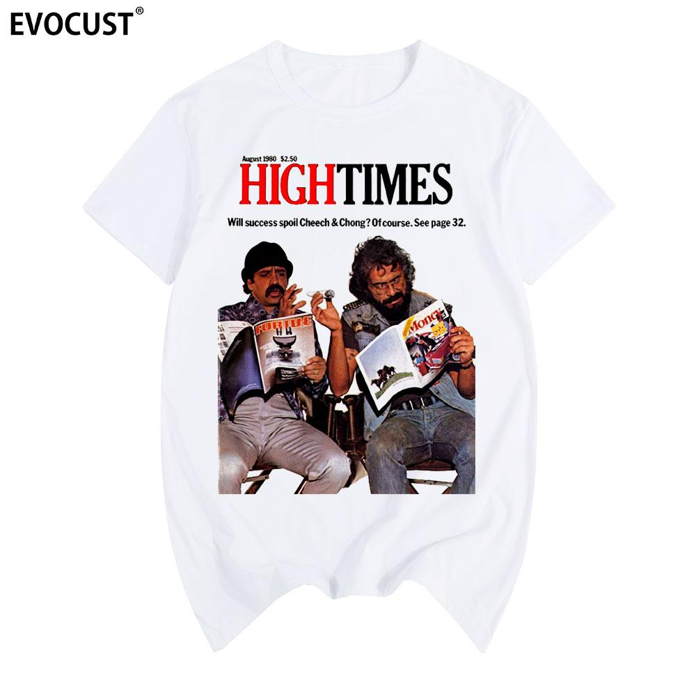 High Times del T-camicia in cotone T Nuove TEE Womens TSHIRT Unisex Moda