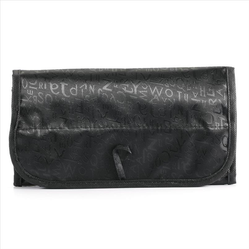 Necesser Estetista Viaggi Vanity i necessari Donne toeletta del corredo di bellezza di trucco cosmetico sacchetto dell'organizzatore della cassa del sacchetto della borsa