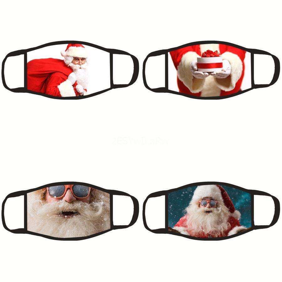 Decoraciones de Navidad de Santa Claus de Navidad calendario de pared Calendario Inicio de Navidad colgante colgante Para el hogar 30 * 40cm # 367