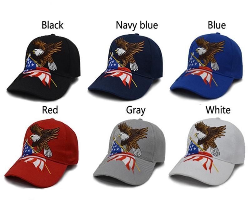 2020 Partido Elección EE.UU. Presidente Hat para Donald Trump Keep America gran béisbol casquillo que hace punto de cubo sombreros Mujeres National Eagle