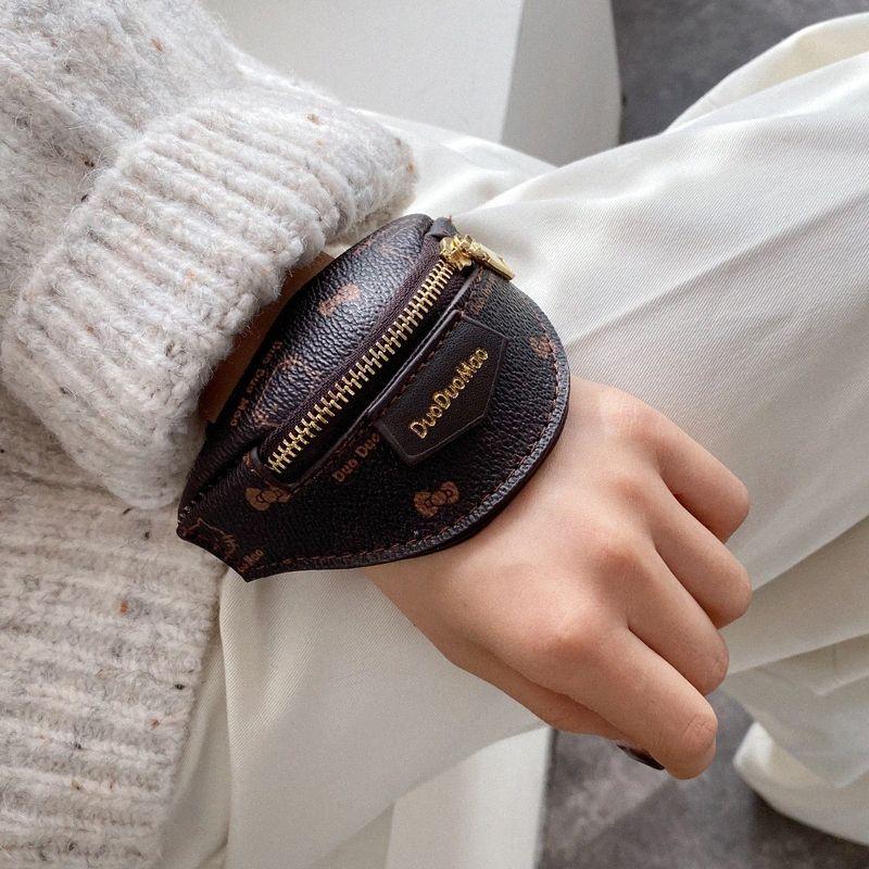 Мини-сумка для женщин 2020 Новая мода корейской версии Французский толпы мешок Малый моды запястье рук сцепления сумки на ремне сумки для женщин сумки Ua5H #