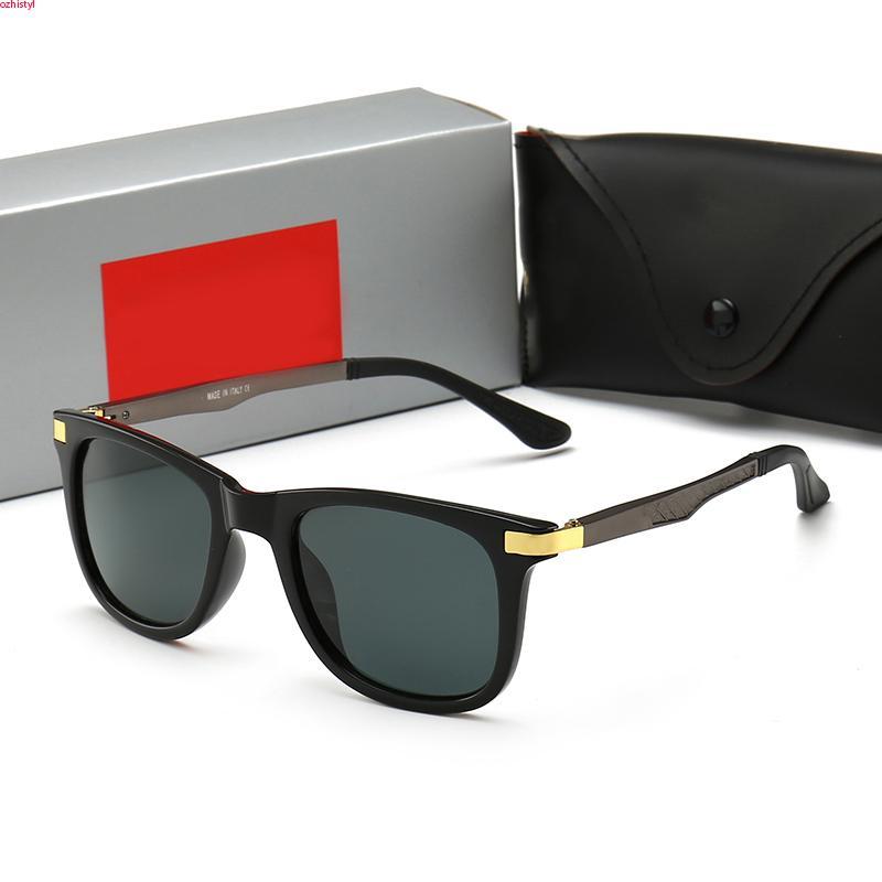 4233 Protezione Occhiali da sole per occhiali da sole Carfia UV Donne Occhiali da sole Designer Uomo Acatato 400 Resina Occhiali ovali Occhiali polarizzati Colori con QMVI