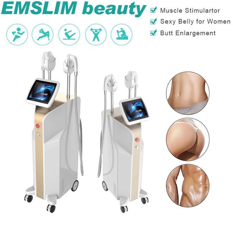 En iyi Emslim Selülit Azaltma Emslim Kas Uyarıcı Cihazı 2 Yıl Garanti Emslim Kas Stimülasyonu Vücut Zayıflama Makinesi