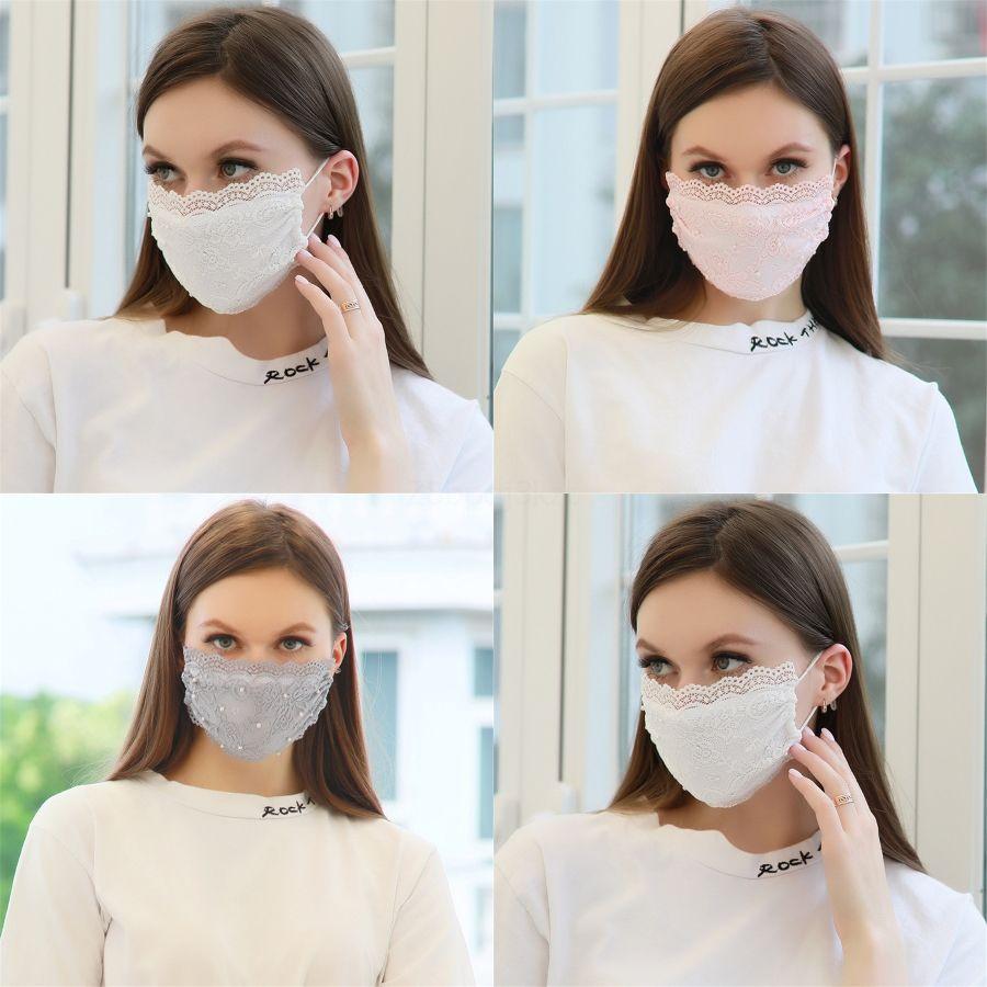 Masque de visage imprimé de concepteur Prective Adultface Masque de soie mince masque de poussière Pollution de la poussière Pollution de la glace anti-air masque N ° 373 NCUSD