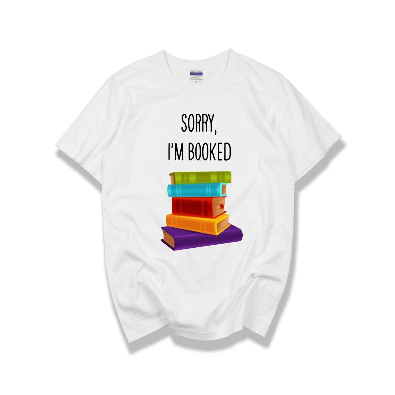 amantes divertidos Lo siento, soy reservado manga corta freeshipping camiseta camiseta camiseta de la moda