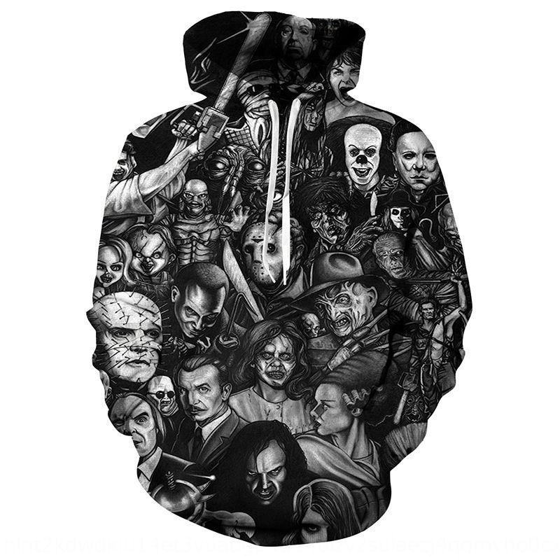 veQtk الرقمية سلسلة فيلم الرعب القاتل 3D هالوين الرقمية المطبوعة الرقمية Digitalcosplay هالوين جديد فيلم الرعب القاتل سلسلة 3D الجديدة