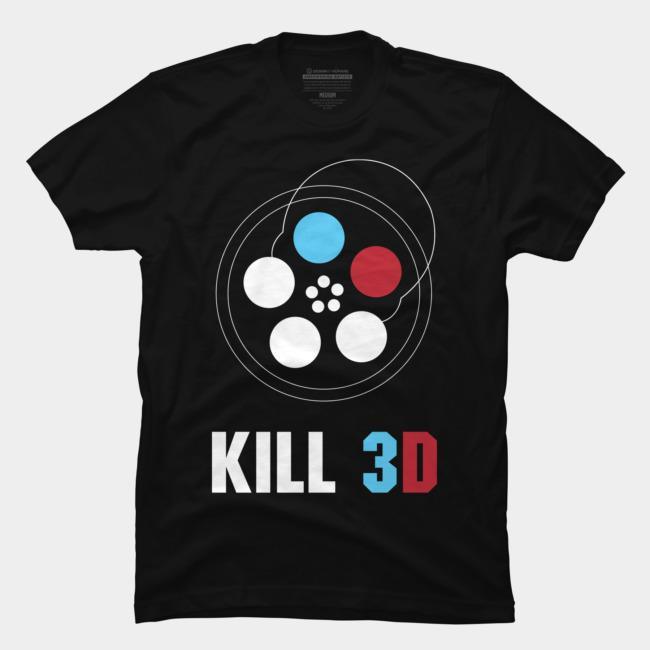 Tuer 2020 Mode hommes T-shirt 100% coton