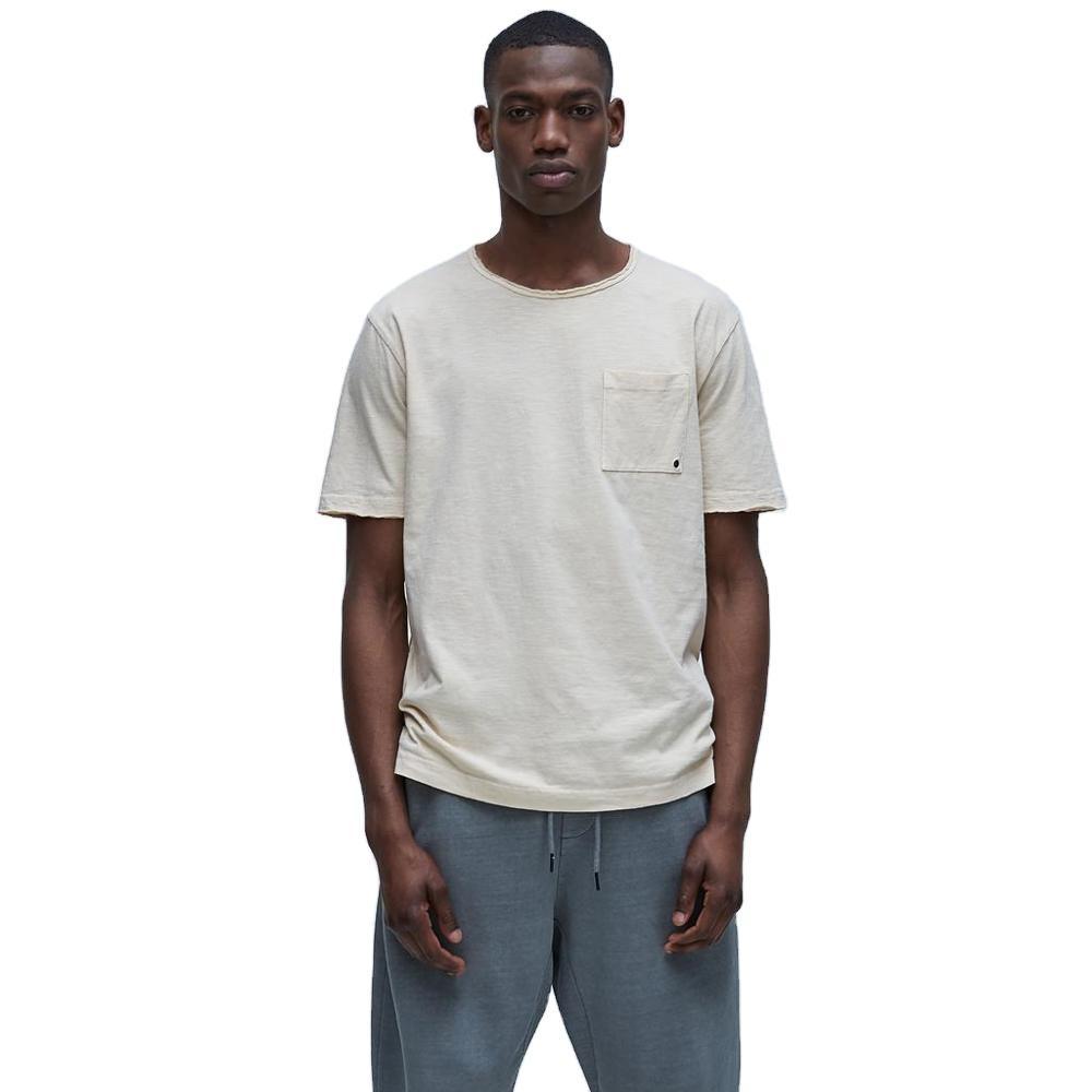 2020 la vendita calda di cotone asciutto rapido oem logo maglietta del cotone della maglietta in bianco Normale 100% degli uomini