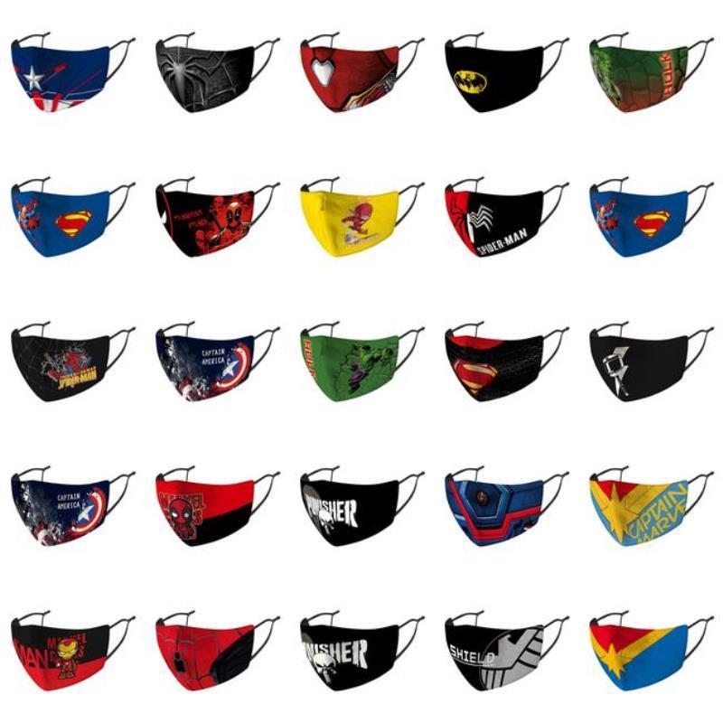Bouche Sortie officielle Vente usine La date d'hiver Direct réutilisable Facemasks hiver Lavable Lovely Fashion Le soldat Facemasks Masque WEeo