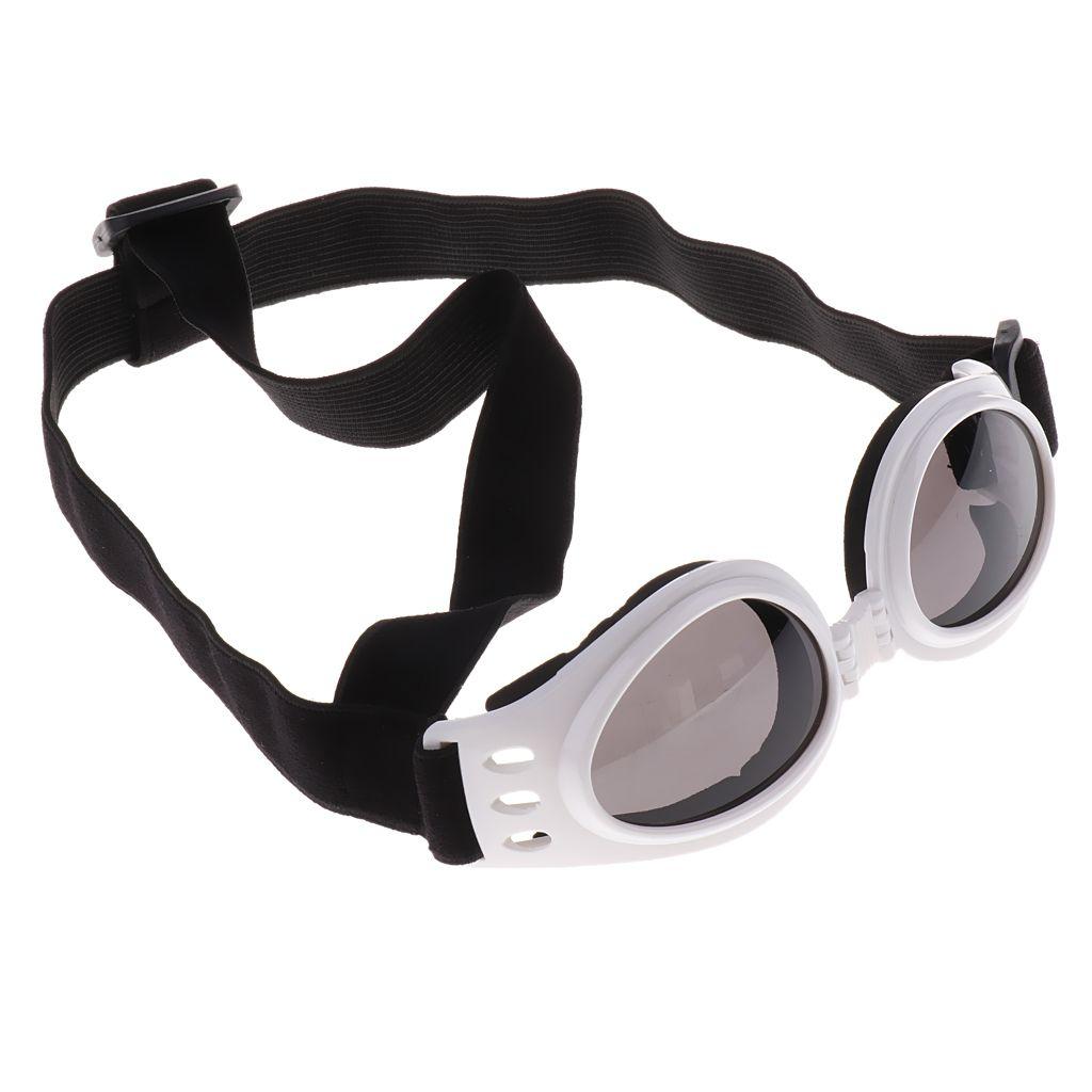 Fashion Eye Protection UV Anti-fog Wind Goggles Sunglasses for Pet Dog Puppy