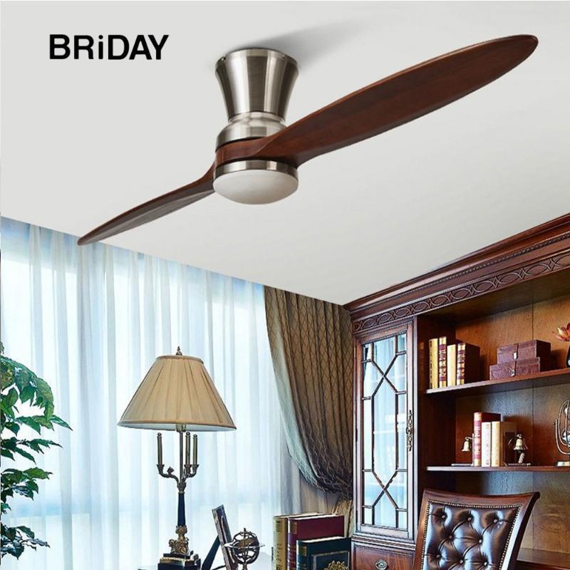 60 дюймов частота DC Современные светодиодные промышленные деревянный потолок вентилятор с светов деревянные вентиляторы вентилятор лампы спальни декора