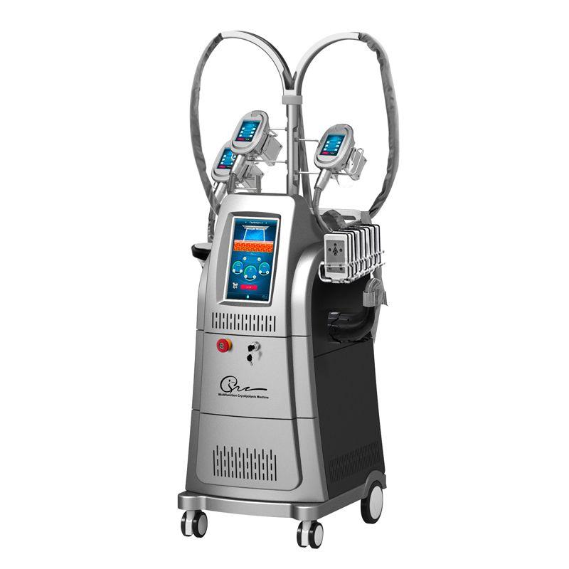 Cryolipolysis máquina cavitación crio vacío terapia lipo pérdida de peso láser rf piel rejuvenecimiento multifuncional equipos de belleza