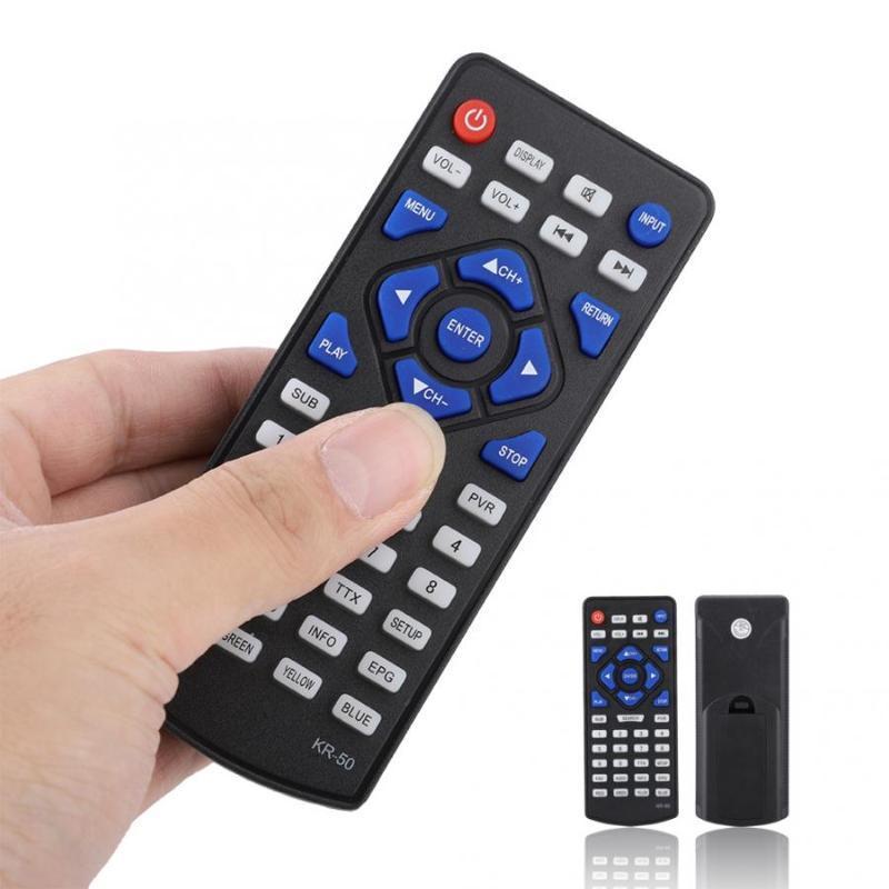 استبدال التحكم عن بعد لLEADSTAR KR-50 الرقمية الذكية TV تلفزيون DVB-T2 حدة تحكم عن بعد مراقبة