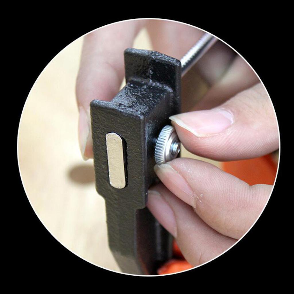 6/12/18 pollici frizione Style Bar morsetti di ferro F-Clamp legno Pinze