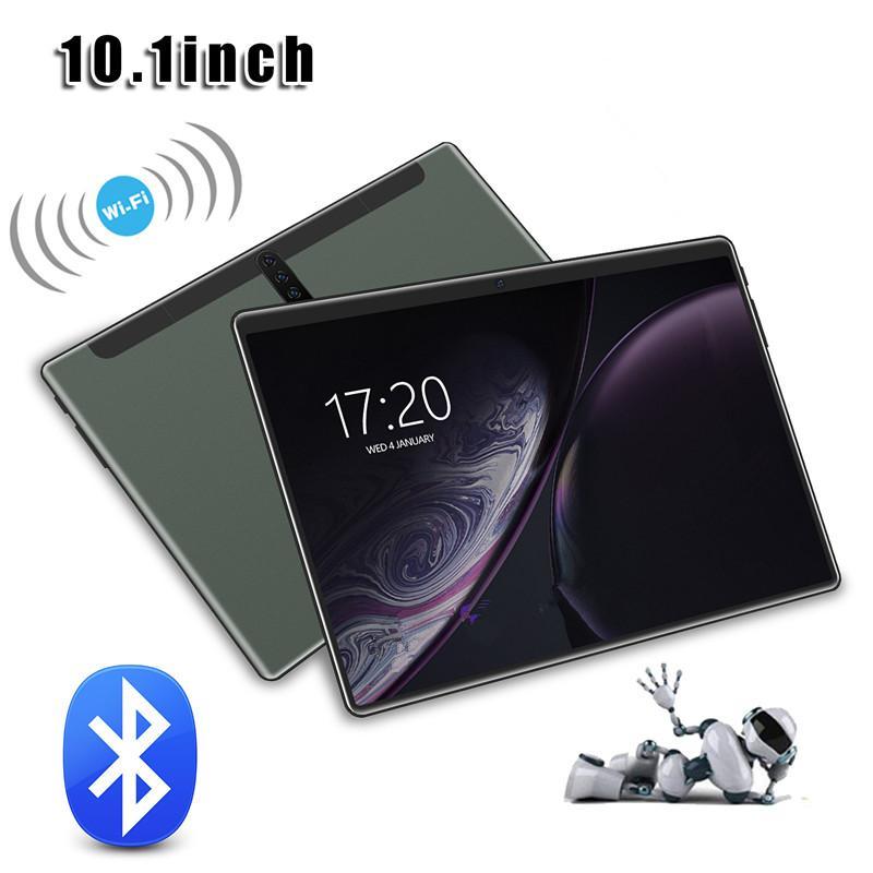 태블릿 PC 10 인치 태블릿 PC 안드로이드 태블릿 PC 듀얼 SIM 듀얼 대기 블루투스 무료 배송
