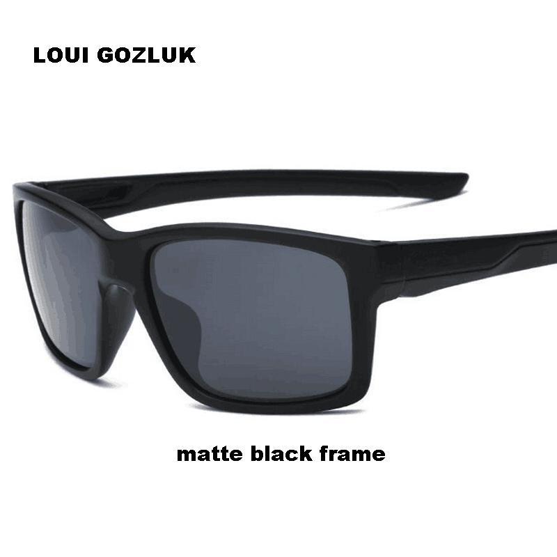 Polarized Square Eyewear Men D Women Sunglasses Gozlugu Sunglases Brand Sun Sport Male Designer Gunes Glasses Ojmdg