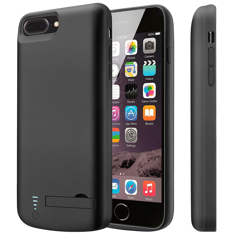 حالة بنك سليم قوة آي SE 2020 النسخة X XS XR ماكس 5 5S 5500mAh حالة البطارية ل iPhone 5 6S 7 8 زائد