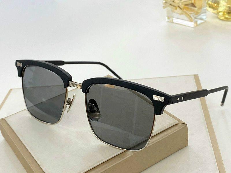 2020 نظارات الثقافة الجديدة 711 مصمم الشعبية البيع نظارات ريترو اتجاه شارع لرجل إمرأة بسيطة عارضة نظارات واضح عدسة UV400