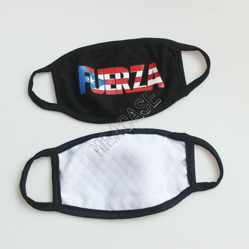 Waschbare 10pcs Mode-Gesicht Designer wiederverwendbare Masken Us Amerika Fahnen gedruckt doppelte Schichten Maske Cotton Mouth Abdeckungen Radfahren Verwenden D81404