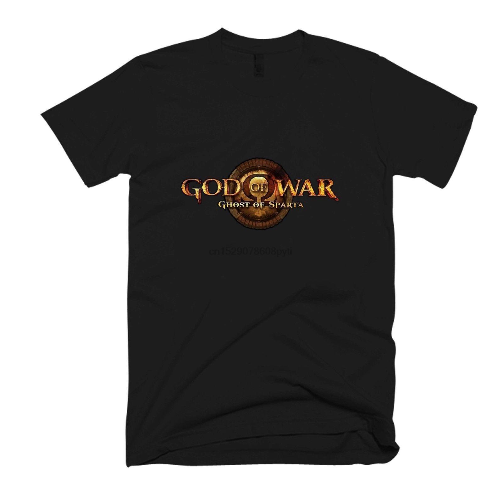 Nuovo God Of War Of Sparta Uomini woment-shirt FORMATO casuale maglietta S M L XL 2XL 3XL Af1Cool Uomini Unisex Moda maglietta