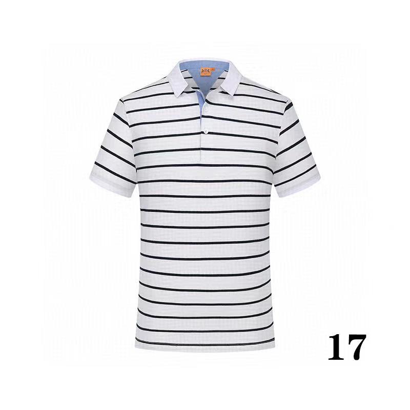 20 -25summer pamuk düz renk yeni stil marka erkek polo en kaliteli lüks satılık 2 erkek polo gömlek fabrikası