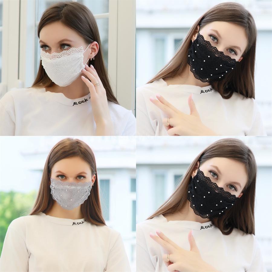 Sordomudos máscara transparente Máscaras Wasable impresión del polvo anti anti-niebla Earloop Claro Dener máscara # 733