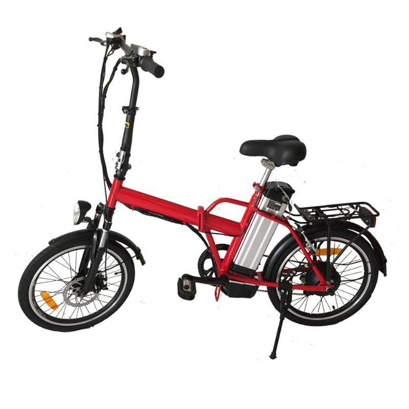 36v 250w elétrica Bicicleta 20 polegadas bateria de lítio elétrica colorida bicicleta dobrável Brushless engrenagem Hub Motor dobrável bicicleta elétrica