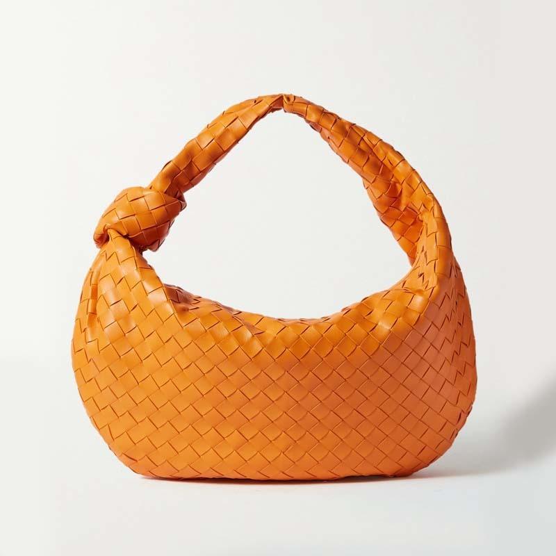 Kadınlar Yeni Moda Omuz Lady Çanta Tasarımcı Çanta Dokuma Bayan Çanta 200923 için Lüks Fermuar Debriyaj Gerçek Deri Çanta