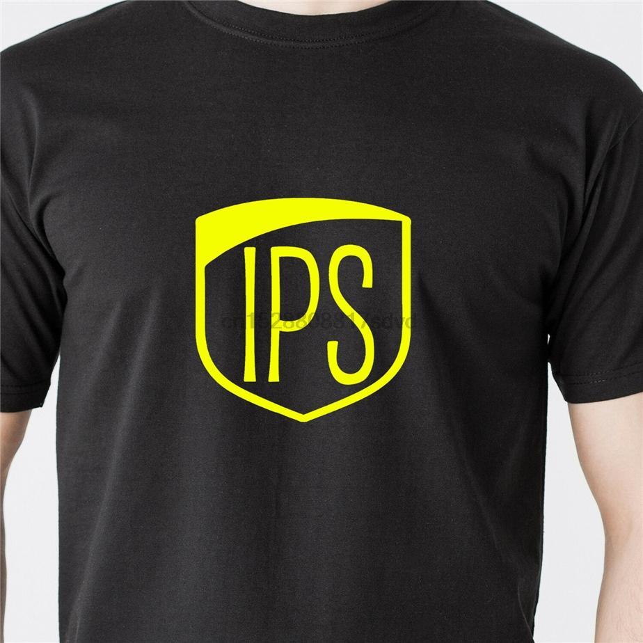 Ips Doug Heffernan King Of Queens TV Show Usps courrier Fly bateau Rétro T-shirt drôle T-shirt fait sur commande