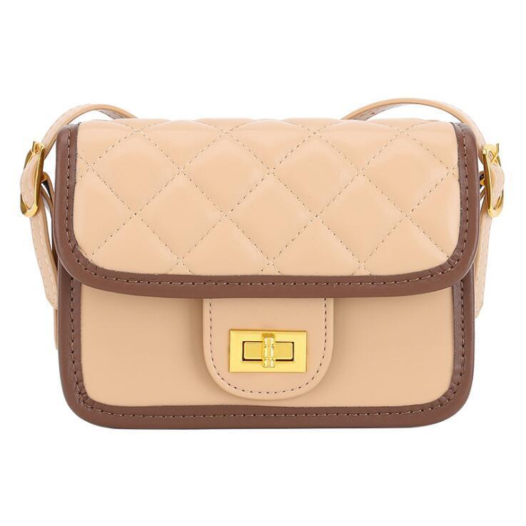 Messenger Versátil Bags Crossbody Ombro Mulheres Única Lingge e Sacs Saco Simples Bag À Main Umsqa
