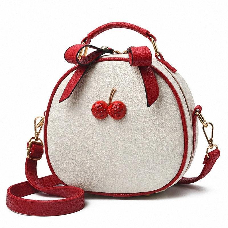 Autumn New Girl pequeno Womens Messenger Bag Feminino 2018 New Wave coreano Moda versão da fada selvagem sacos de ombro bolsa de couro gBmR #