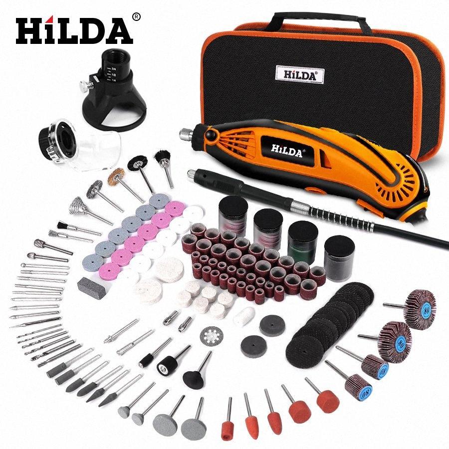 Broca HILDA elétrica Dremel Grinder gravura Pen Grinder Mini furadeira elétrica Ferramenta Rotary Retífica Dremel Acessórios kjnB #