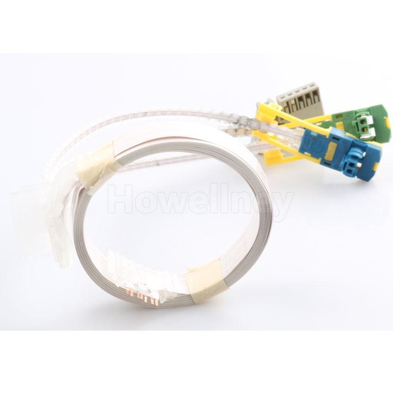 10pcs Replace wire 72674 For Com 2000 Peugeot 206 307 Citroen C5