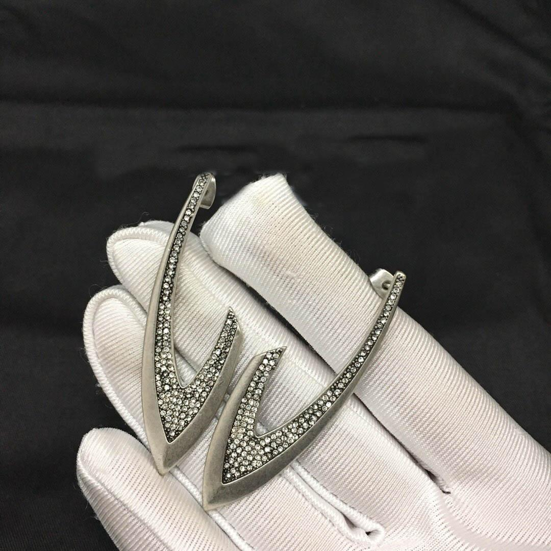 preto qualidade superior ou concha branca em tamanho grande forma de leque brinco queda para as mulheres de estilo clássico charme jóias dom frete grátis PS4721