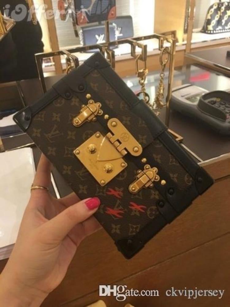 2019 bolsos de hombro de la nueva manera de cadena de las mujeres de calidad Cruzado Classic PU de los bolsos de los hombres de alta y Bolsas de la venta caliente 42ab
