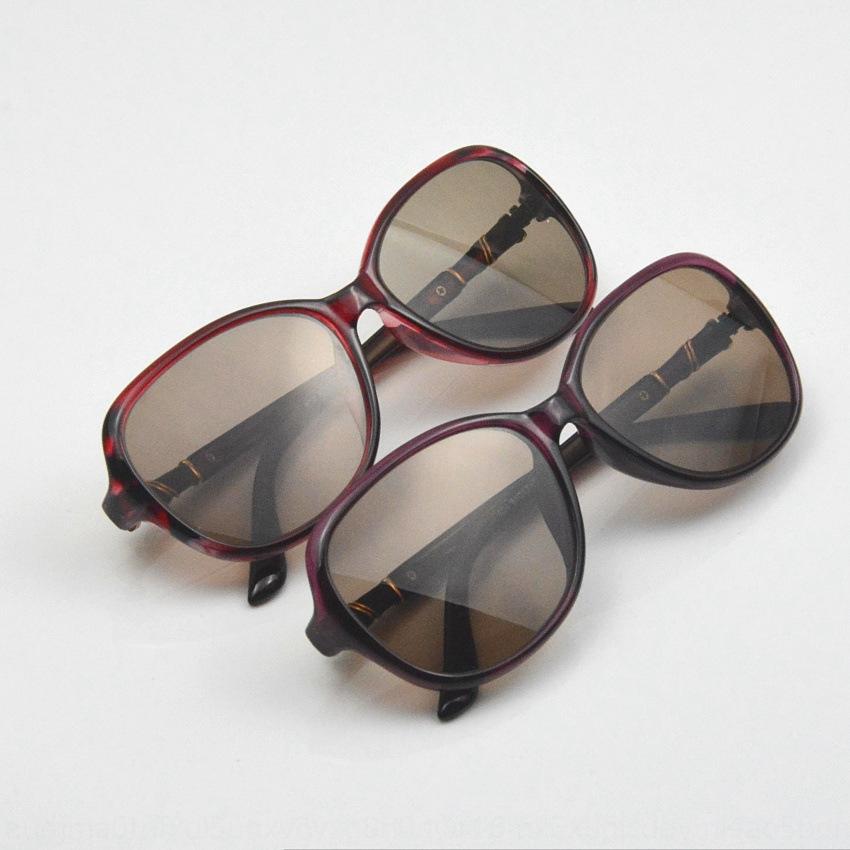 Sun sole sunglassescrystal sole occhiali da sole delle donne di cristallo gCzw5 artificiali per le madri di mezza età e anziani parasole 804