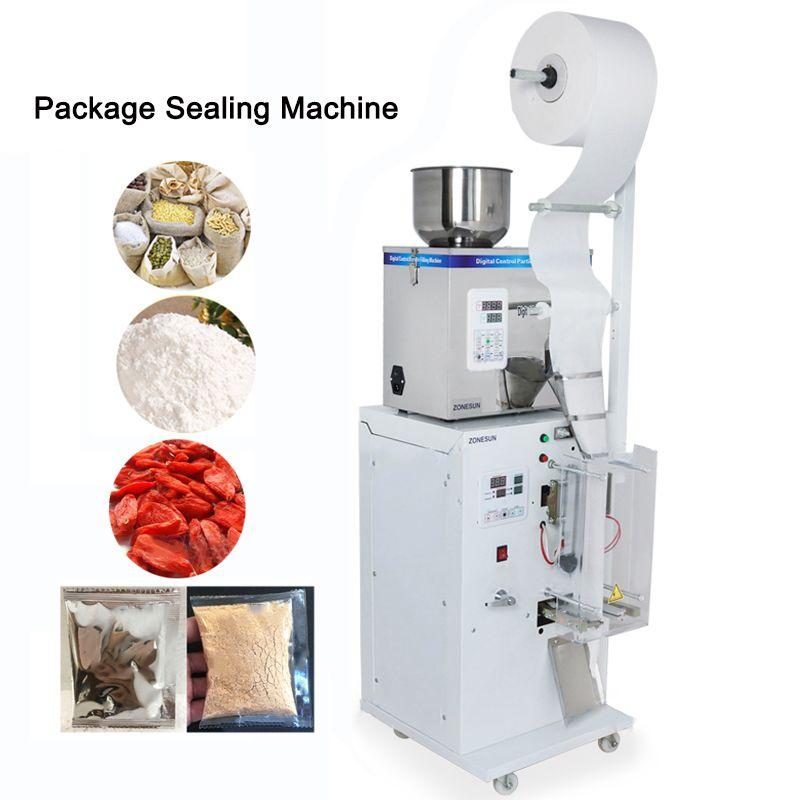 DHL GRÁTIS BEACE BEAN GRAIN Automatic Pesando Embalagem Máquina de Selagem Pó Saco De Máquina De Preenchimento De Máquina De Preenchimento De Preenchimento De Máquina De Preenchimento