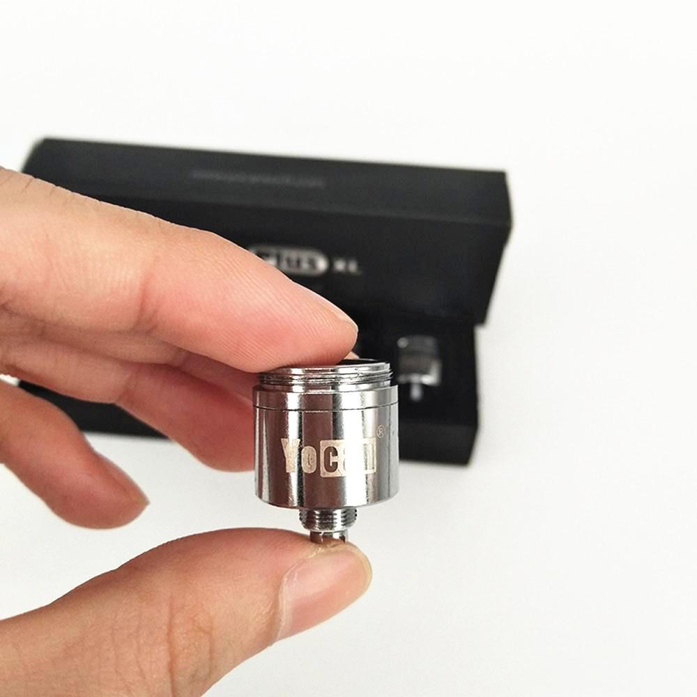 드라이 허브 왁스 기화기 스타터 키트에 대한 본격 판매 가능한 제품 교체 코일 Yocan 진화 플러스 XL 키트 네 석영 코일