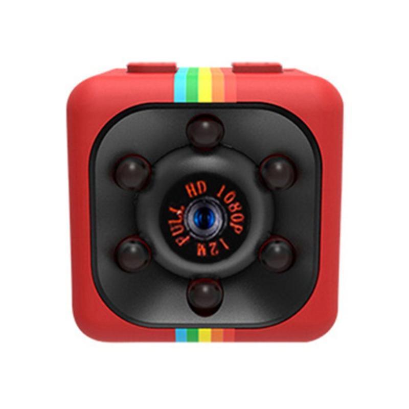 Веб-камера SQ11 мини IP-камера Малый Cam 1080P Датчик ночного видения видеокамеры Micro видео камера DVR DV Motion Recorder видеокамеры