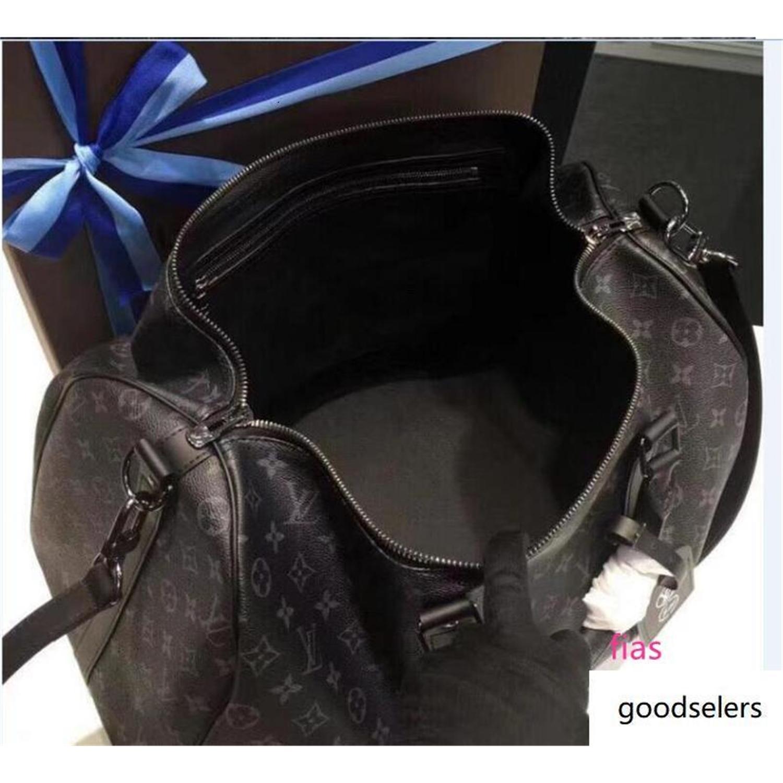 3 Фотографии Найти похожие 5 2020 45CM новый мужской моды женщин сумка вещевой мешок, бренд дизайнер багажные сумки большой емкости спортивная сумка 45см