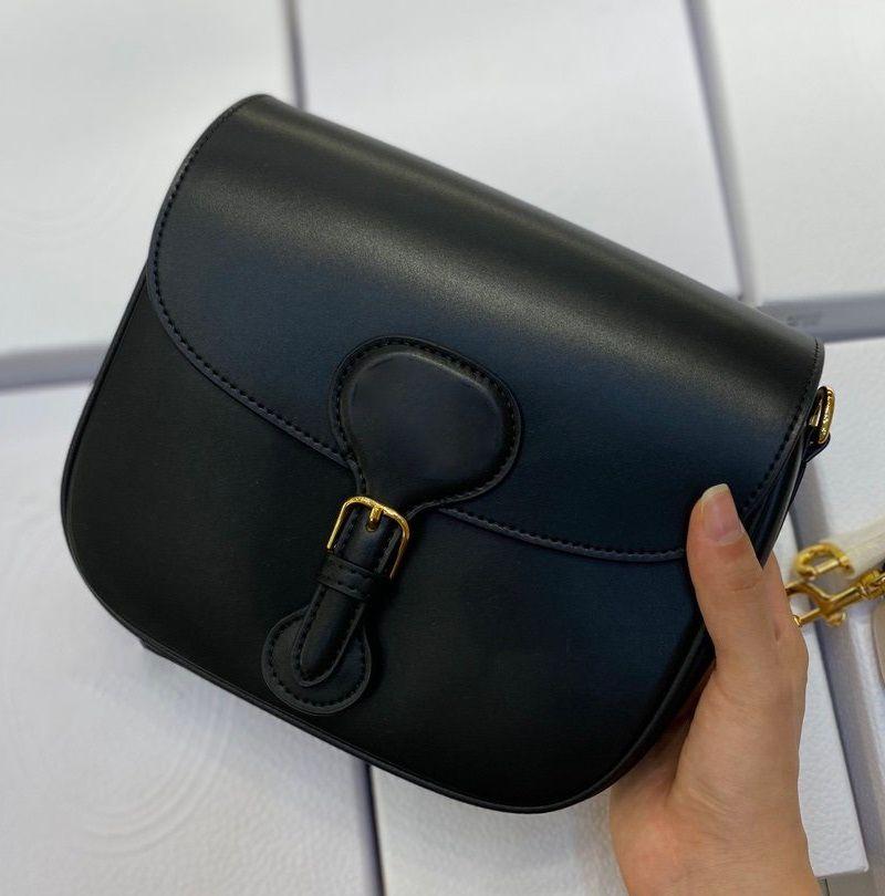 Cosmetic Bag Brand Design Pelle di Mucca Donne Borsa a tracolla Moda obliqua della tela piccola cena messaggero della frizione Totes Croce corpo Mini maniglia