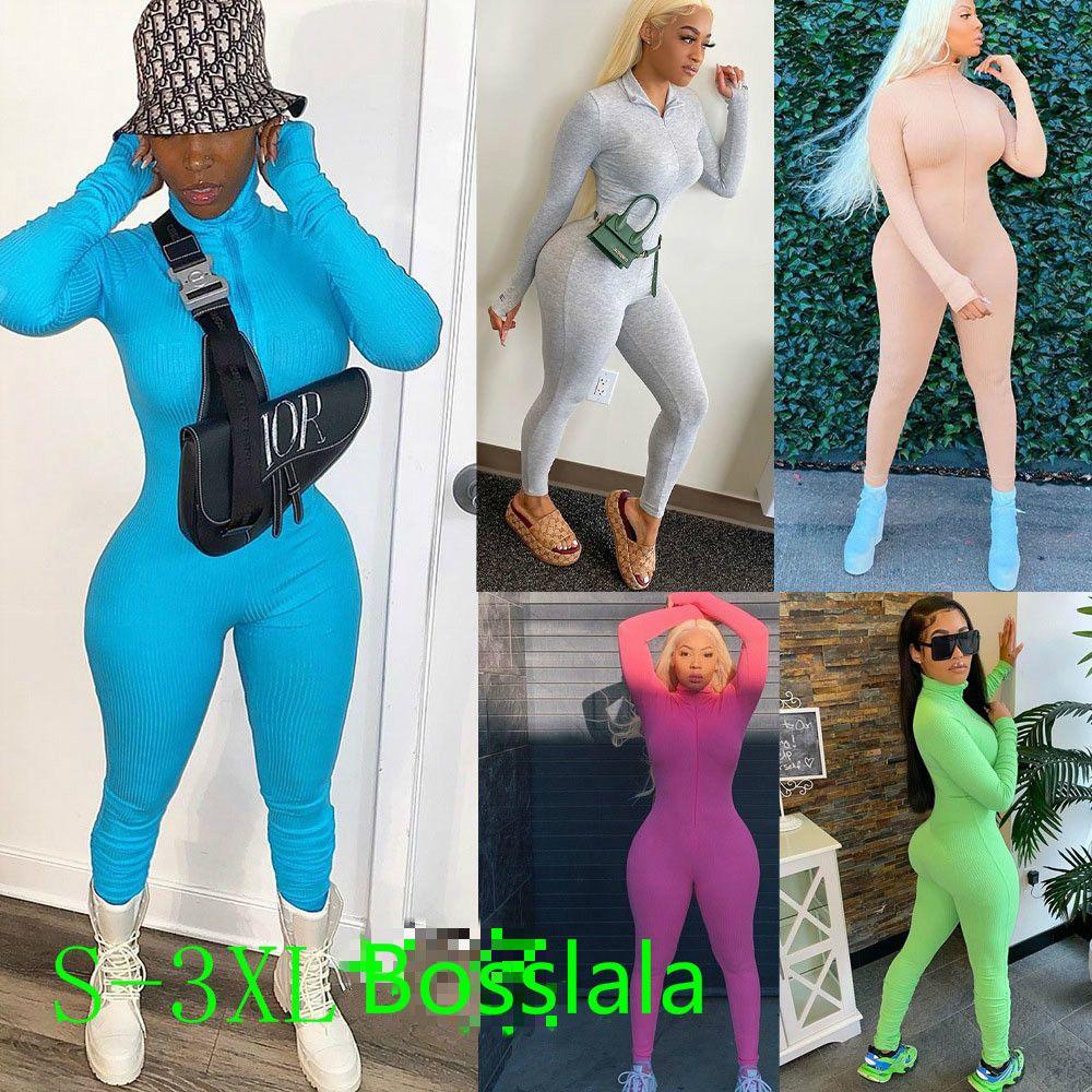 Designer Sexy Women Jumpsuit Rompers Bodysuit New Nightclub Plus Size Printed Slim Female Yoga Pants Lady Clothing S-3XL 870-9