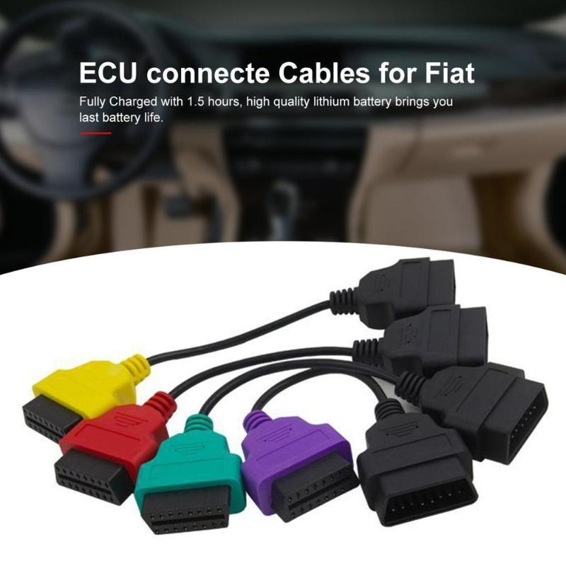 Ferramentas Diagnósticas Ecuscano ECUscan Scan Adapter Cabo Connector Connector para multiecuscan